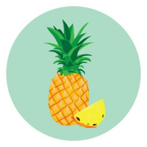 Cost of buying a pineapple